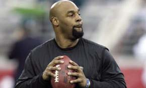 Donovan McNabb to the Vikings