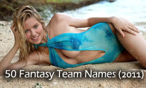 Fantasy Football Names