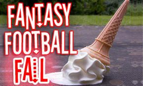 Fantasy Football Regression 2014