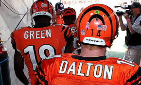 Andy Dalton & A.J Green