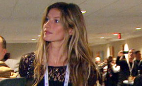 Gisele's Super Bowl
