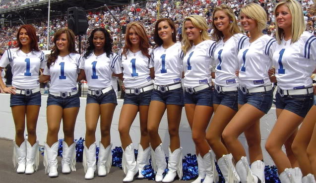 Colts Cheeleaders