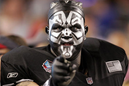 Oakland Raiders Fan