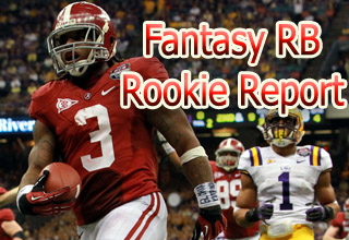 2012 Fantasy Rookie Running Backs