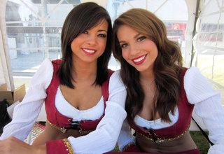 San Francisco 49er's Cheerleader
