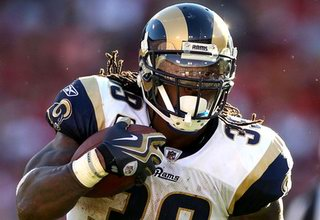 Steven Jackson Fantasy Football 2012