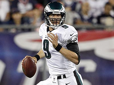 Nick Foles Eagles QB