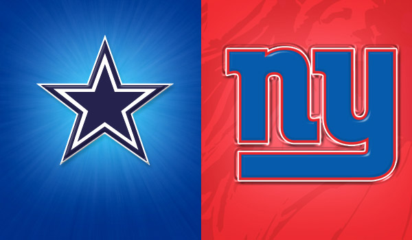 Cowboys at New York Giants