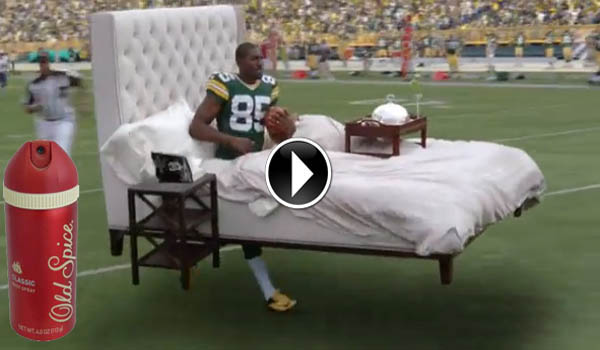 Dear Greg Jennings: More Touchdowns, Less Commercials