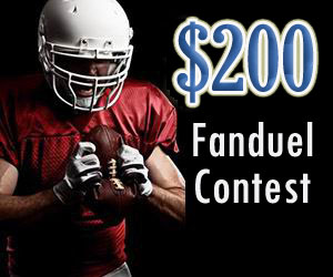 Fanduel-Contest $200
