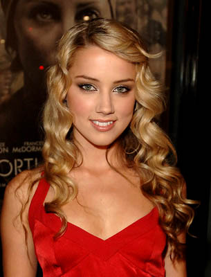 Amber Heard from The Rum Diary