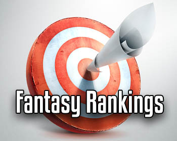 Famtasy Football Player Rankings