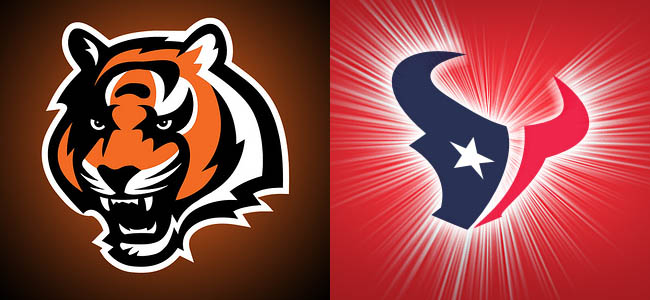 Bengals at Texans