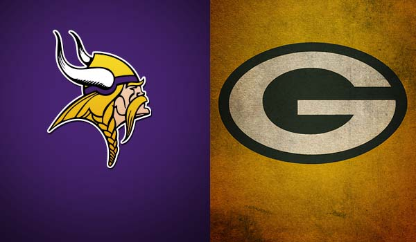 Wildcard-Vikings Packers