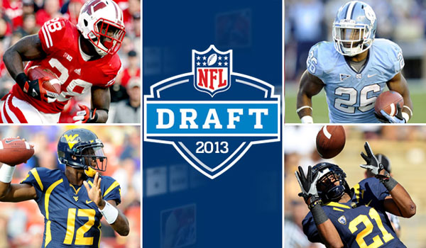 NFL Rookie Mock Draft
