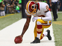 Robert Griffin III Knee