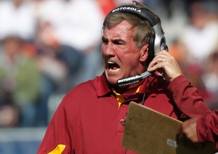 Redskins Part Ways With Very Troubled LB Coach