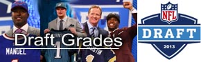 NFL Draft Grades 2013