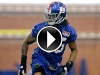 Giants Chad Jones Comeback Story