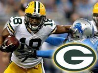 Green Bay Packers Wide Recievers