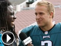Matt Barkley Star Trek