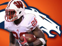 Montee Ball Denver Broncos 2013