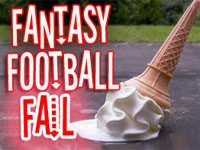Fantasy Football Busts
