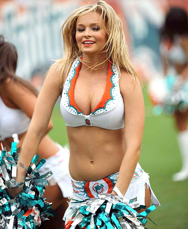 Miami Dolphins Cheerleader (13)