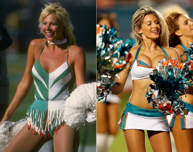 Miami Dolphins Cheerleader (19)