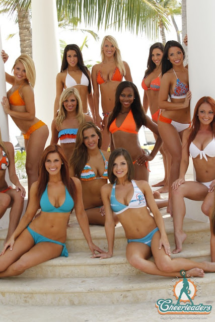 Miami Dolphins Cheerleader (6)