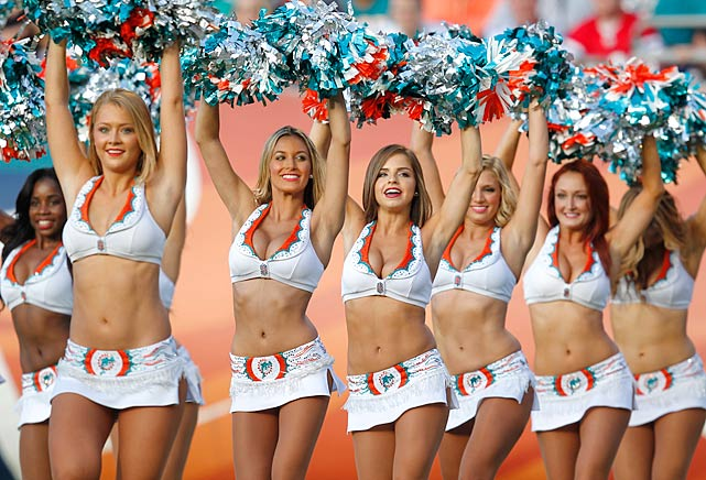 Miami Dolphins Cheerleaders (8)