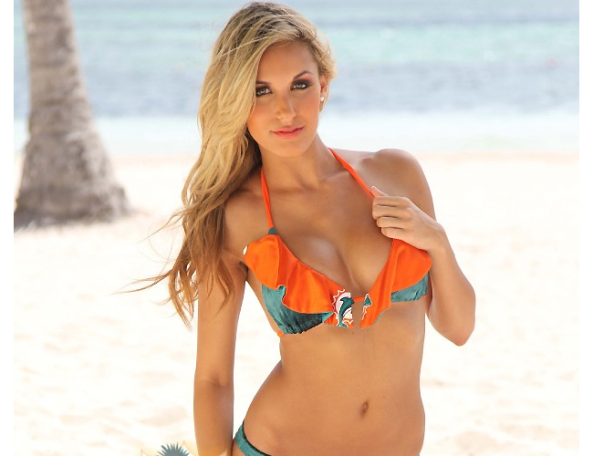 Miami Dolphins Cheerleaders (9)