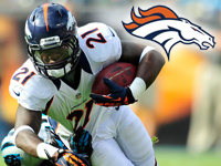 Ronnie Hillman Fantasy Football 2013