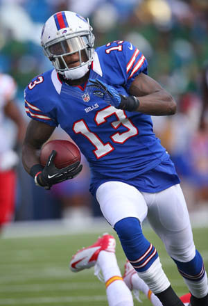 Stevie Johnson Fantasy 2013