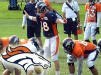 Denver Broncos Training Camp
