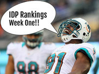 IDP Rankings