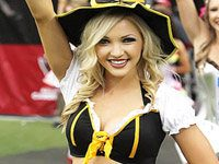 NFL Cheerleader Power Rankings