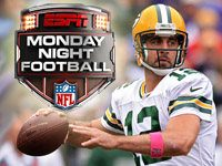 Monday Night Football Packers