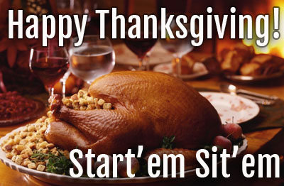 Thanksgiving Startem Sitem