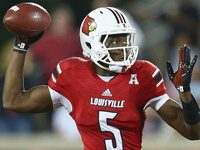 Teddy Bridgewater NFL Draft