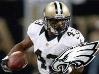 Darren Sproles Traded to Eagles