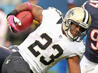Pierre Thomas 2 year deal