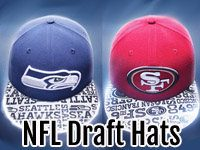 NFL Draft Hats for 2014