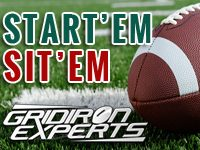 Gridiron Experts Startem Sitem