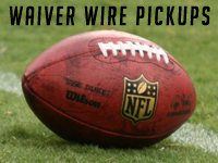 Waiver Wire Week 2