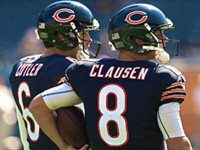 Jimmy Clausen To Start