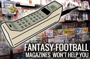 You Dont Need a Fantasy Mag
