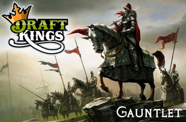 DraftKings Gauntlet Battle