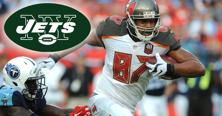 Jets add Seferian-Jenkins after DUI arrest, release by Bucs