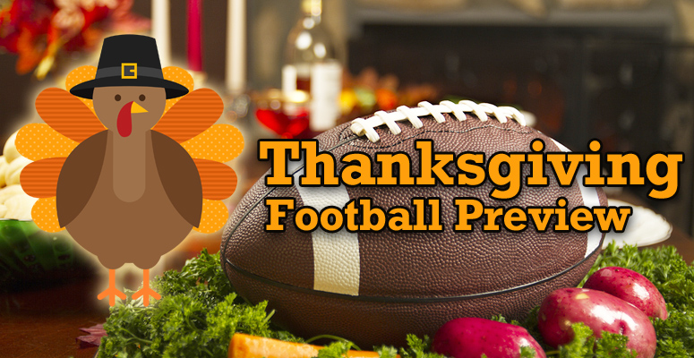 Thanksgiving Thursday Nfl Game Preview Gridiron Experts